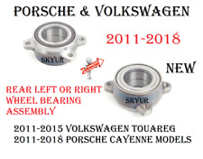 Rear Suspension Wheel Bearing Assembly For Porsche Cayenne & VW Tuareg GENUINE