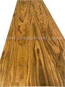 "Indian Rosewood Veneer 2800 x 630mm / 110.2"" x 24.8"""