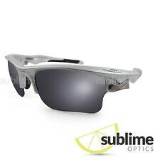 Black Iridium (Non Polarized) Replacement lenses for Oakley Fast Jacket XL