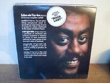 "LP 12"" JOHNNIE TAYLOR - Eargasm - VG+/EX - CBS 81201 - HOLLAND"