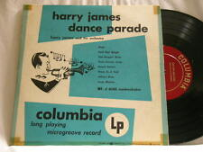 "HARRY JAMES Dance Parade Vido Musso Columbia CL 6088 10"" LP"