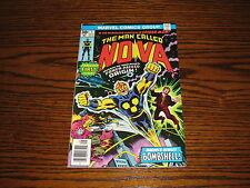 Marvel - NOVA #1 Issue Comic!!  1st Appearance!  1976  Glossy FN/FN+