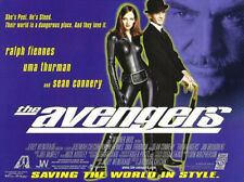 The Avengers Original Movie Poster