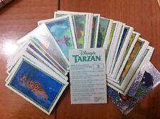 evado mancoliste figurine TARZAN Panini € 0,20 1999