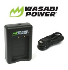 Wasabi Power Dual USB Battery Charger for Sony NP-BX1 NP-BX1/M8 Camera