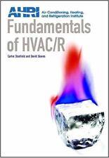 Fundamentals of HVAC/R (MyHVACLab Series)-ExLibrary