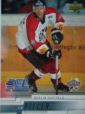 33 Jim Hiller Berlin Capitals DEL 2000-01