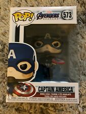 Funko Pop! Movies: Avengers: Endgame - Captain America 573