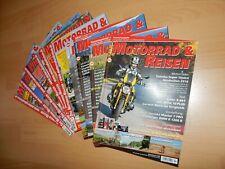 Zeitschrift Motorrad & Reisen 2015