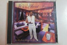 CLEO VON IT'S ABOUT TIME FOR THE FINER THINGS IN LIFE 2005 CD R&B SOUL NEW OOP