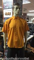 New Pack X 2 Mens Amber Short Sleeve Shirts,Formal Wear Business Wear Work Wear
