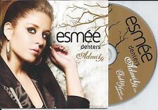 ESMEE DENTERS - Admit it CD SINGLE 2TR EU CARDSLEEVE 2009 JUSTIN TIMBERLAKE