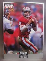 STEVE YOUNG 1994 ACTION PACKED MONDAY NIGHT FOOTBALL PROTOTYPE #MNF942