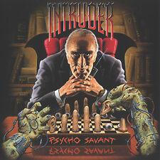 Intruder  - Psycho Savant  Great US 80´s Thrash Official Braz version SEALED!!!!