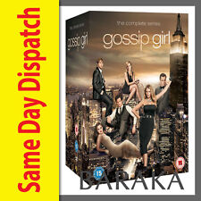 Gossip Girl Complete Series Season 1, 2, 3, 4 , 5 & 6 DVD Box Set 1 - 6 New