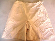 Izod Womens White Skirt Dress Ladies Size 8 Polyester Side Zipper Knee High
