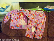 Disney's The Little Mermaid 2 pc PJ's  Size 18 months Girls NEW