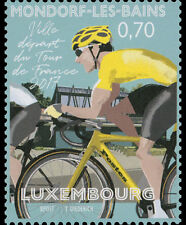 Luxembourg 2017 Tour de France starting stage Mondorf les Bains bicycle velo 1v