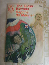 Penguin Book 2403 The Glass-Blowers Daphne du Maurier 1967 Romantic Masterpiece