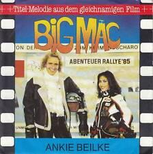 Soundtrack: Big Mäc  (Vinyl-Single 1985) Ankel Beilke, Thomas Gottschalk !!!