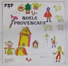 Maitrise Gabriel Fauré 45 tours Noels Provençaux