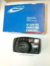 Samsung AF ZOOM 1050 38-105mm super macro zoom lens NEW in original factory box