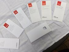 Manual and Information Pack for Samsung Galaxy S6 - Verizon Branded