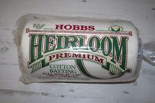 "Hobbs Heirloom PREMIUM COTONE IMBOTTITURA OVATTA/Full Size (81""x 96"")"