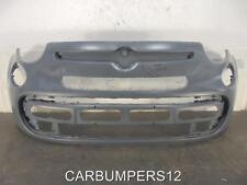 FIAT 500L 500 L FRONT BUMPER 2012 TO 16  GENUINE FIAT PART*J1B
