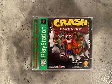 Crash Bandicoot (PlayStation 1, 1996)