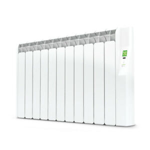 ROINTE KYROS Electric Radiator 11 Element 1210W White KRI1210RAD3