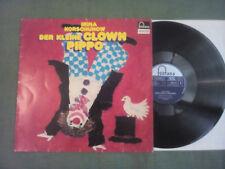 LP: IRINA KORSCHUNOW - Der kleine Clown Pippo - FONTANA SPECIAL - Selten!
