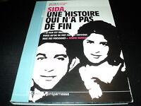 """COFFRET 2 DVD """"SIDA - UNE HISTOIRE QUI N'A PAS DE FIN"""" 3 documentaires + bonus"""
