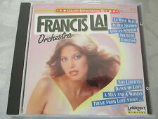 Francis Lai ORCHESTRA-CD MADE IN WEST GERMANY no IFPI