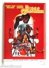 Disco Godfather FRIDGE MAGNET (2 x 3 inches) movie poster blaxploitation