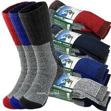 Tender Cotton Seamless Toes High Quality 6 Pairs Mens Plain black Knee high Socks 8,5-11, black