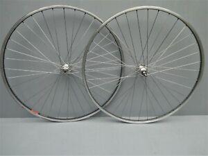 Mavic MA 40 Rim Suntour Cyclone Hubs Vintage 700c Bicycle Wheel - Classic Road