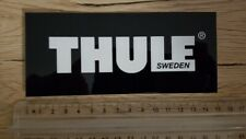THULE - Sticker / Decal - car, bicycle, bike, truck, racks, sweden, carrier, box