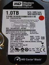 Western digitalwd 1002 FAEX - 00y9a0 | DCM: hbrnntjchb | 21 Jan 2012 | 1tb
