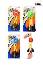 3 x Abschuss Rakete - 22 x 6,5 cm - Abschussrakete Abschuss Shooter