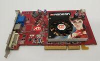ATI Radeon X1600 PRO 512MB  AGP Video Graphics Card