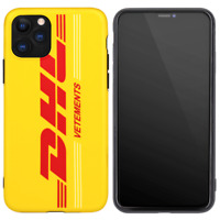 Vetements DHL EXPRESS Phone Cover Case For iPhone 11 Pro Max XS XR 8 7 Plus 6 SE