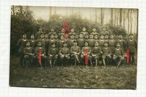 Gruppenbild Feldgendarmerie Garde Korps 1918  Ringkragen Feldpost