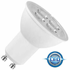 10 x Powersave LED 5.5w = 50w GU10 Spot Dimmable Energy Saving Light Bulbs S8823