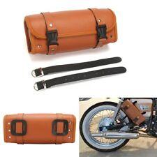 Held Motorrad Schlosstasche Werkzeugtasche Leder Gepäck Side Saddle Storage
