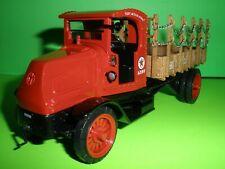 TEXACO 1918 MACK BULLDOG AC STAKE BED PICKUP TRUCK REG ED - 2001 #18 NEW IN BOX