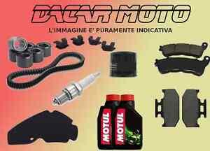 KIT TAGLIANDO PIAGGIO VESPA GTS SUPER 300 2008 2009 2010 2011 2012 2013 2014
