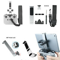 Quadcopter Kit Tablet Stand Holder for DJI Mavic Air/Mini 2 Remote Control Drone