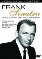 Very Good, Frank Sinatra - Legends In Concert (DVD), , DVD