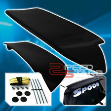 FIT 92-95 ALL HONDA CIVIC 3D HATCHBACK SPOON SPOILER WING